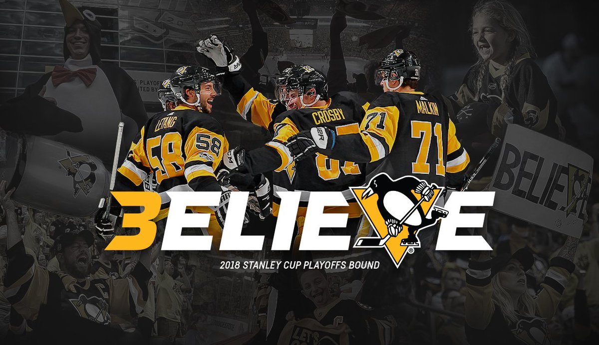 Bildresultat för penguins stanley cup playoff 2018