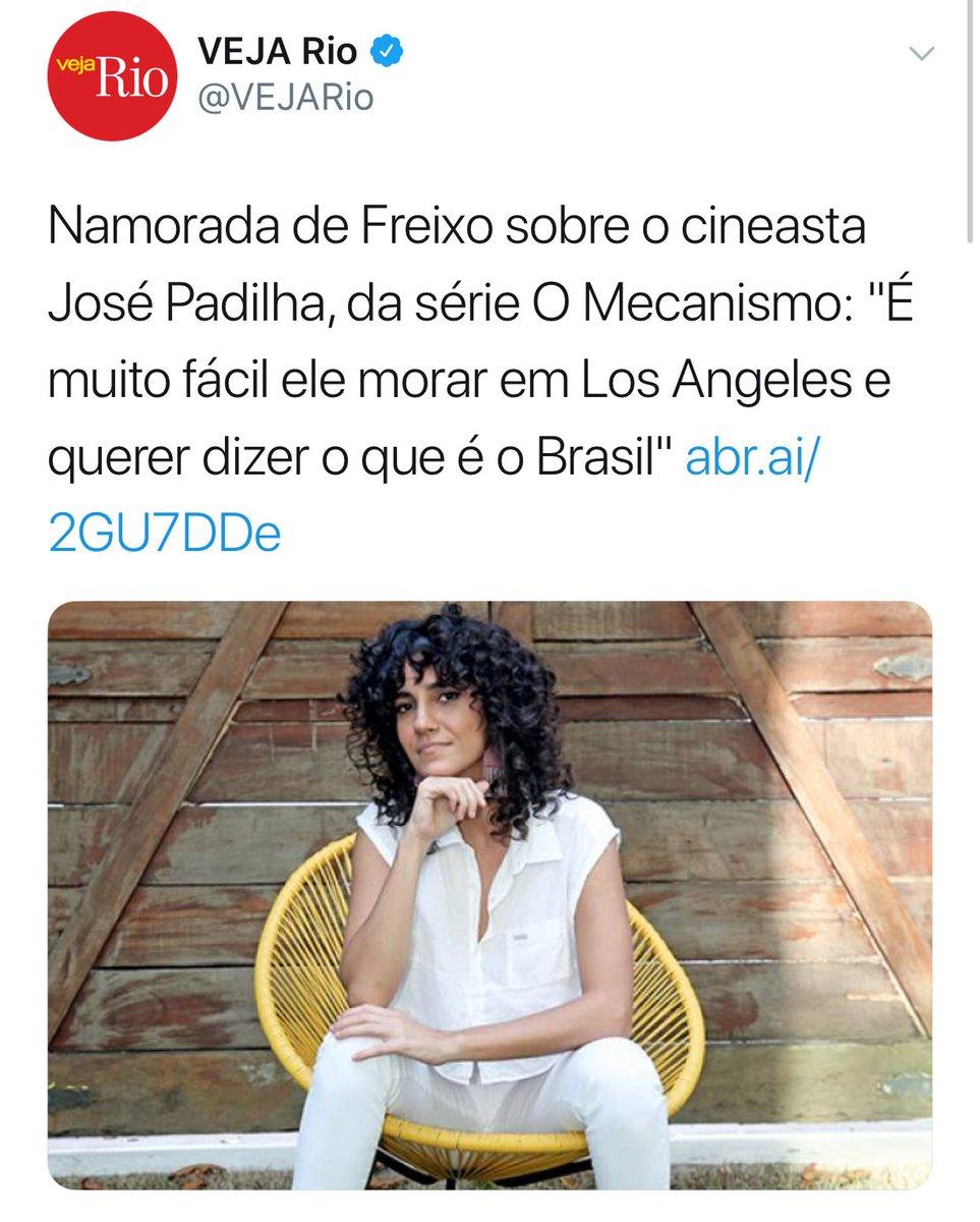 Preciso de ajuda pra entender quem pode morar fora e querer dizer o que é o Brasil. Assinale e colabore na pesquisa:  Padilha: L.A. (  )Pode (X)Não Pode  Wagner Moura: L.A. (  )Pode (  )Não Pode  Sônia Braga: N.Y. (  )Pode (  )Não Pode  Chico Buarque: Paris (  )Pode (  )Não Pode