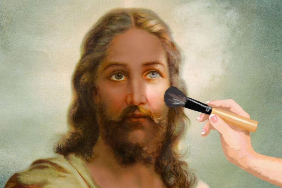 Image result for white jesus
