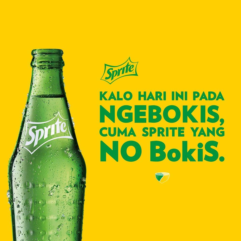 Sprite Indonesia A Twitteren 1 April Masih Jaman Ngebokis