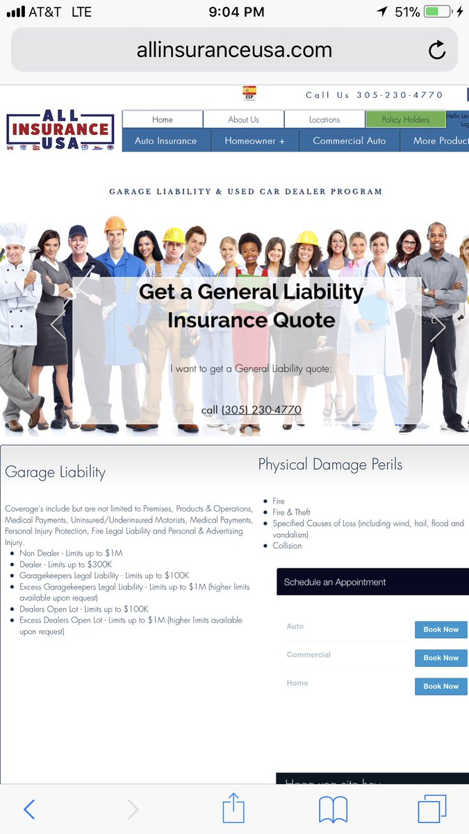 ALL INSURANCE USA (@myallusa) on Twitter photo 2018-04-01 03:51:46