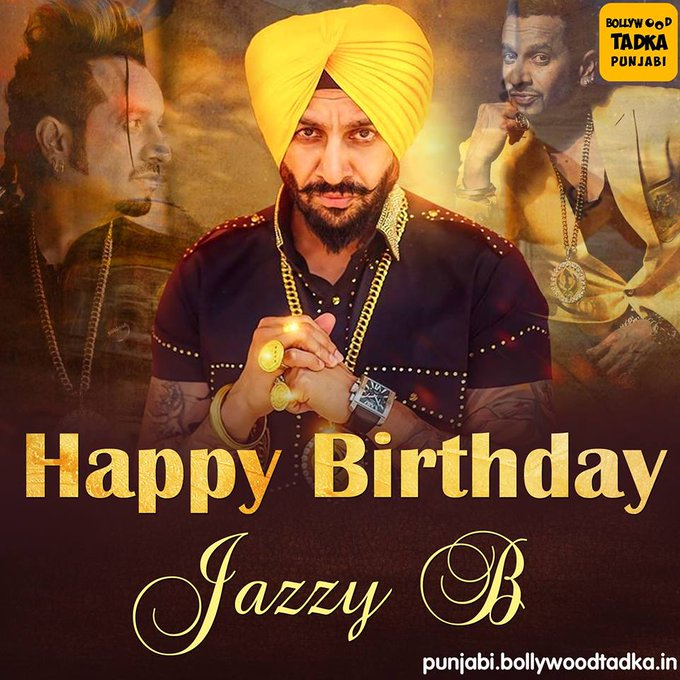 Happy Birthday Jazzy B