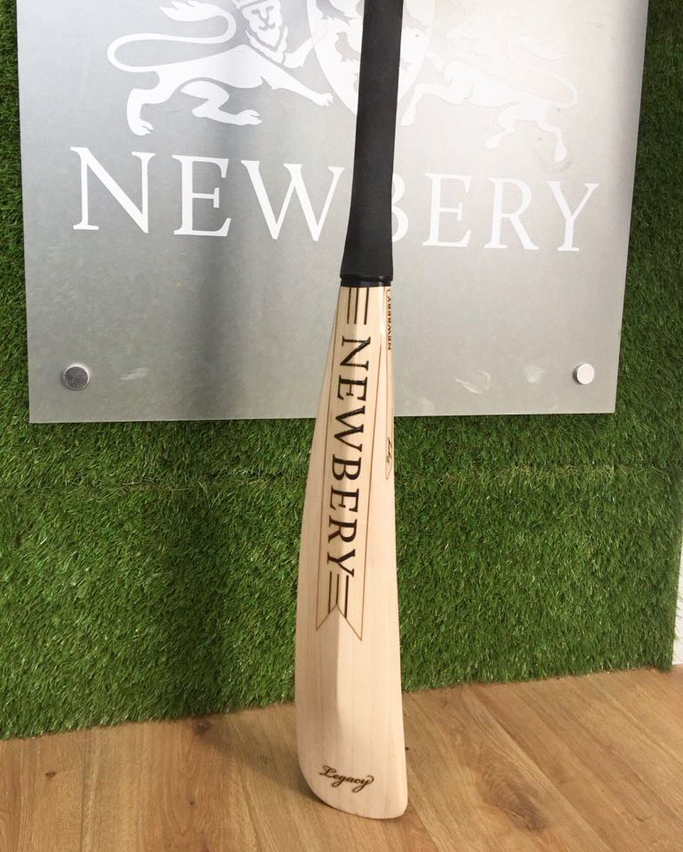 I Can T Wait To Use My New Newbery Cricket Legacy Bats This Season Great See The Original Bat From 1700 S Is Making A Comeback