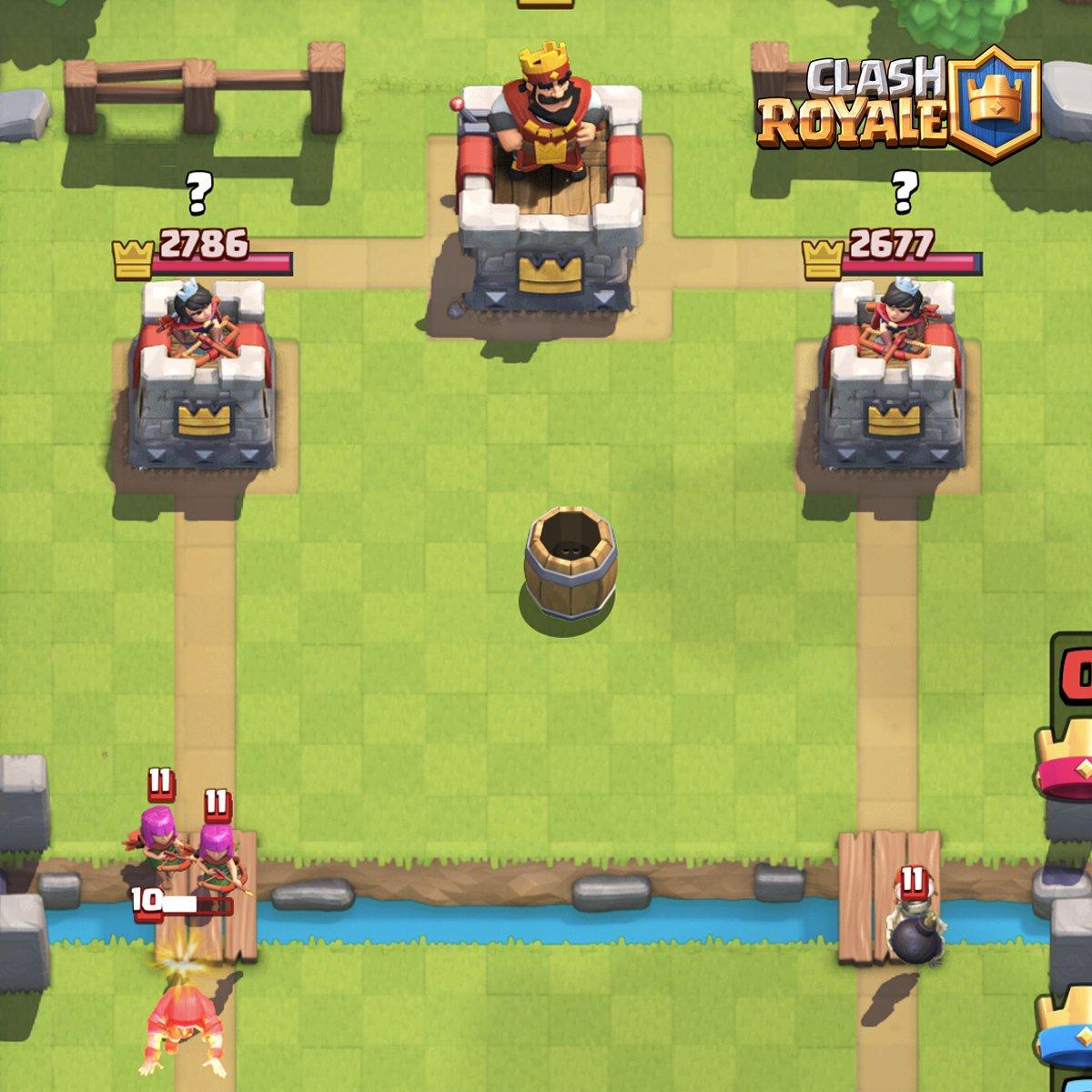 Notre avis sur le jeu Clash Royale