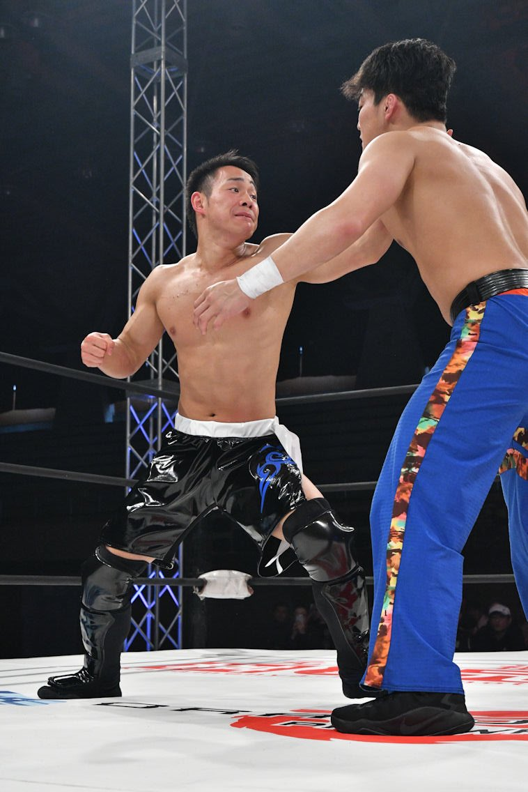 "Dragon Gate: ""Glorious Gate 2018"" inició la disputa por título vacante 2"