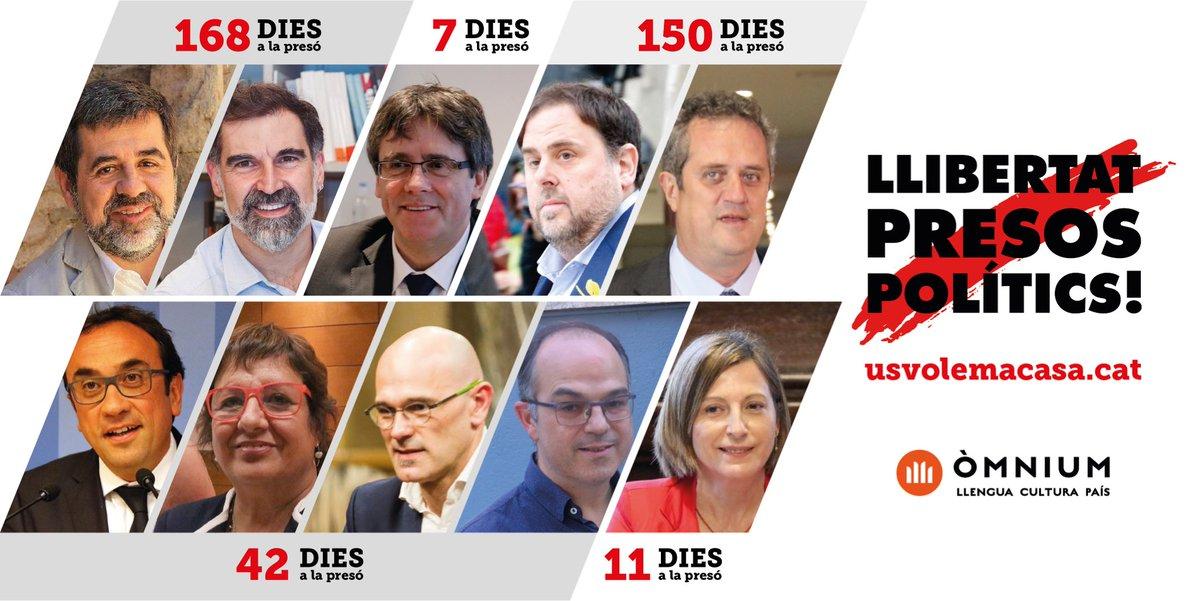 ¿Presos políticos en España? - Página 2 DZrtw22XUAEwFFL