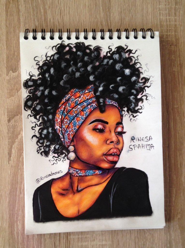 Drawing Dope Black Art