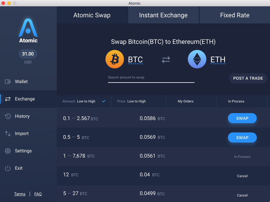 best bitcoin wallet osx