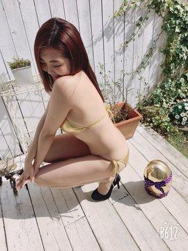 グラビアアイドル松岡凛のTwitter自撮りエロ画像15