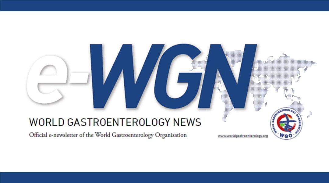 World Gastroenterology Organisation (WGO) على تويتر:
