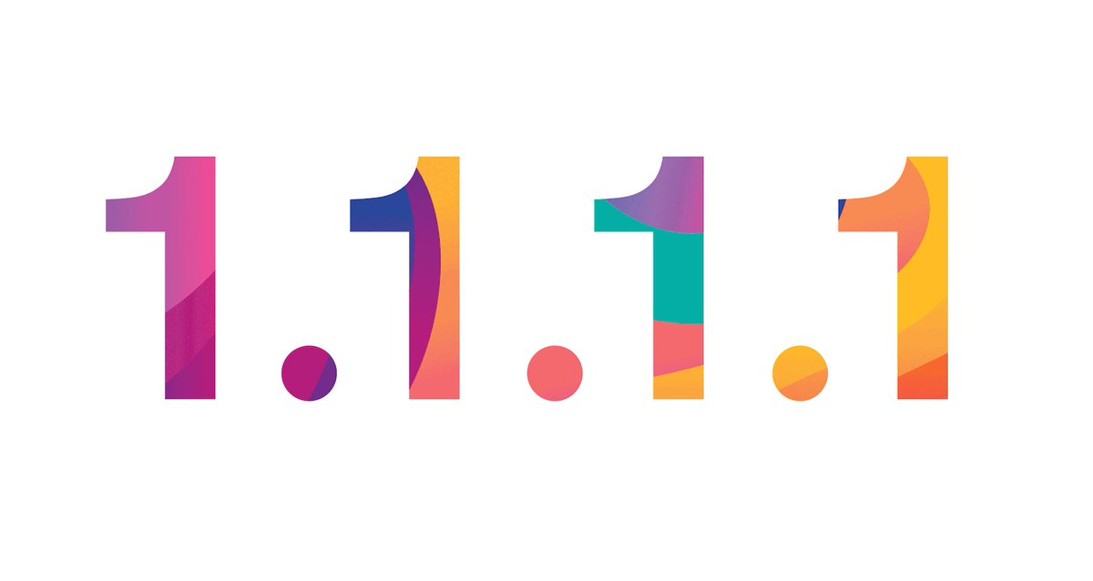 Announcing 1.1.1.1: the fastest, privacy-first consumer DNS service - https://t.co/xiM3yllWHj https://t.co/5keff8uuD2