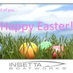 Happy Easter from #insetta !