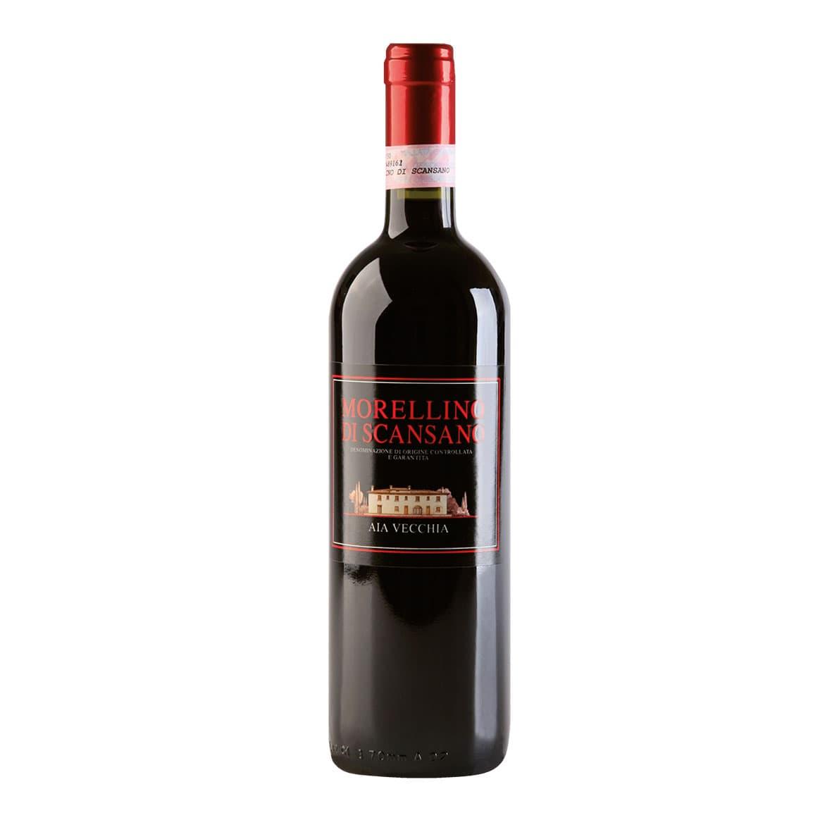 Wein reift in der Flasche
