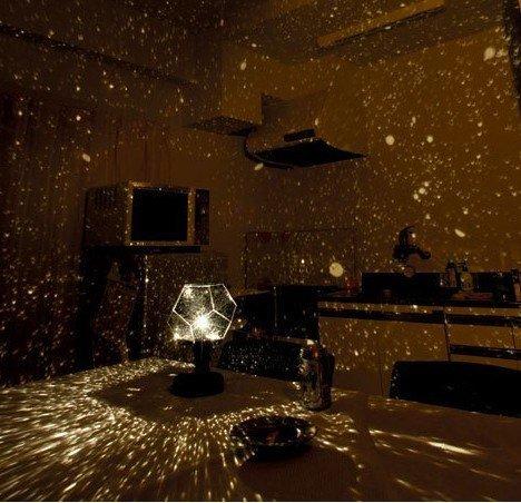 Este é o 'Projetor de Galáxias', um abaj...