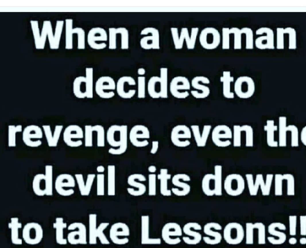 A is when angry woman This Is