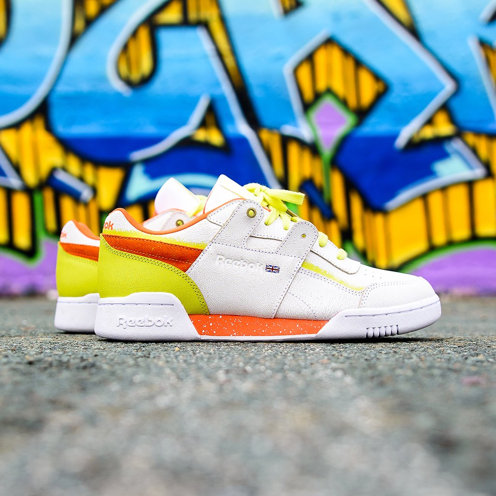 8fbd41e4d5f let your creativity shine reebok workout plus classic leather in store  online buy now