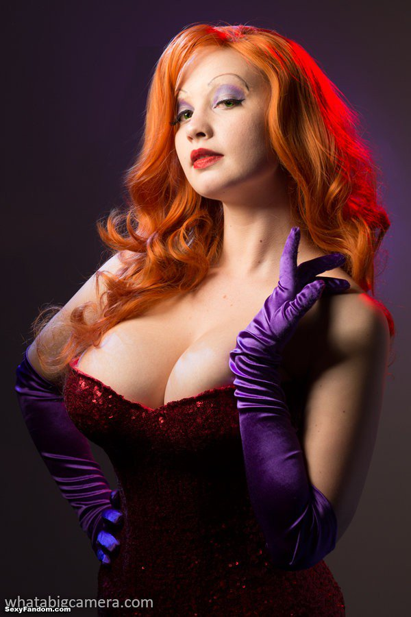 Sexy Fandom: Jessica Rabbit Gained https://t.co/2nGDeUoFTP...
