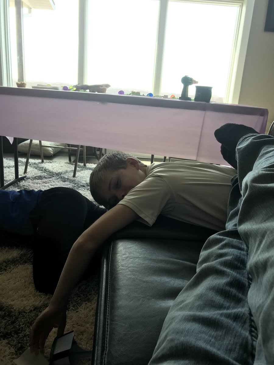 justin taking a nap on my couch
