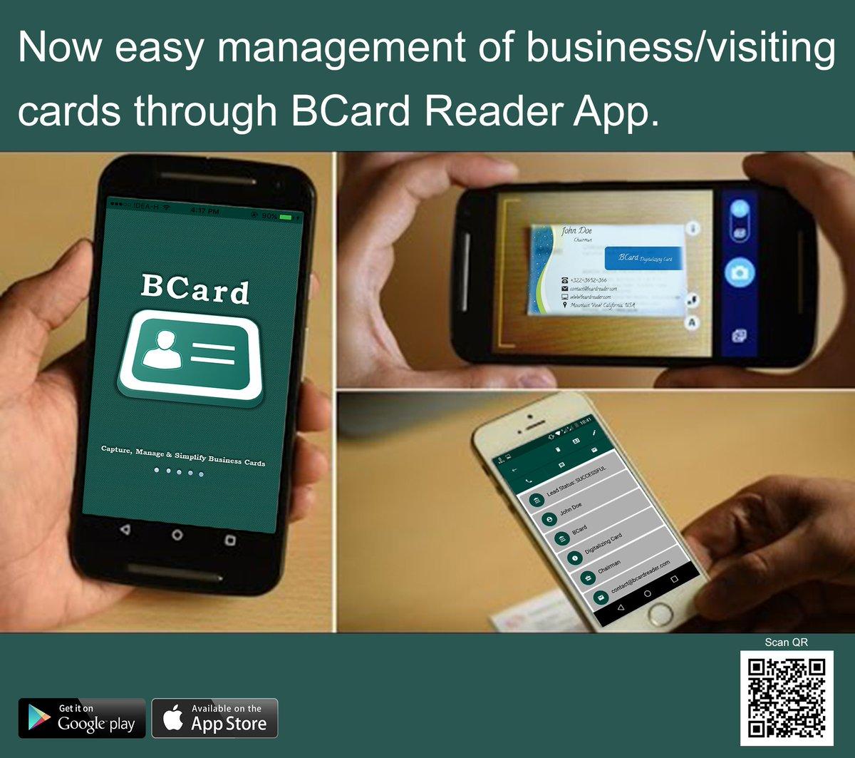 Bcardreader bcardreader twitter bcard business card reader android app httpsplaygooglestoreappsdetailsidcomtabcardrdidcomtabcard ios reheart Image collections