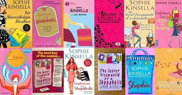 Sophie Kinsella Shopaholic Ebook