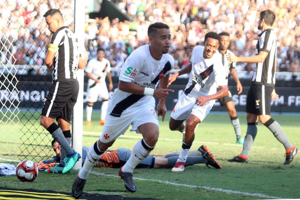 c7eb651847 Pelo primeiro jogo da decisão do Campeonato Carioca