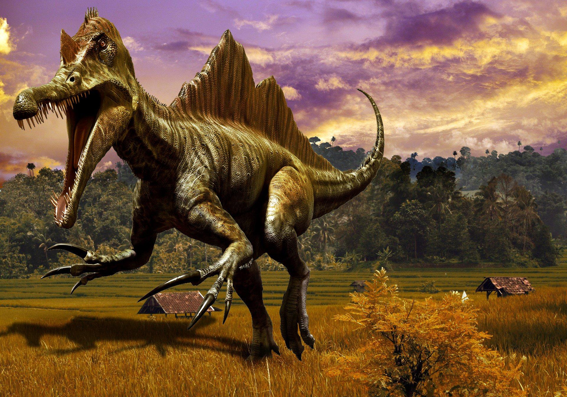 посмотреть все картинки динозавров