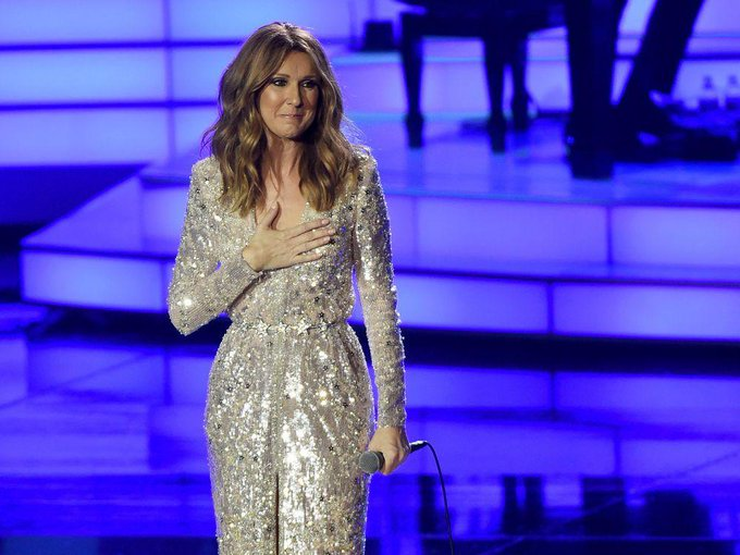 Celine Dion thanks fans who reached out to wish her a happy 50th birthday