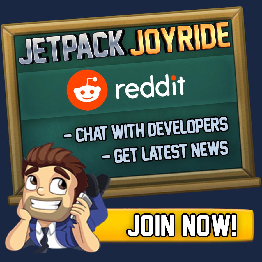 Jetpack Joyride on Twitter: