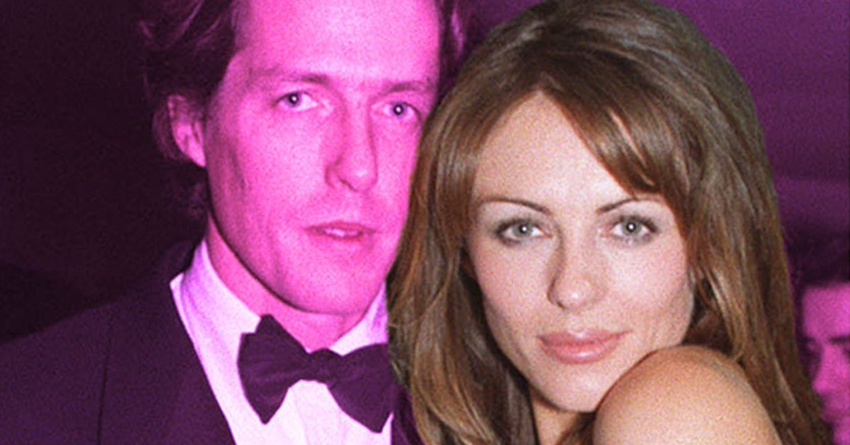 .@ElizabethHurley and Hugh Grant get real about how they stayed friends after their break-up https://t.co/AgICXWQshS