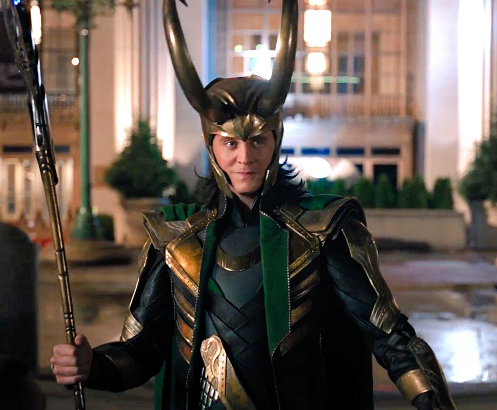"""☀️I love you 3000 on Twitter: """"Avengers Loki battle outfit with helmet… """""""