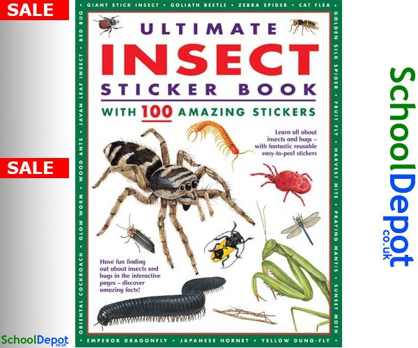 UltimateInsectStickerBook hashtag on Twitter