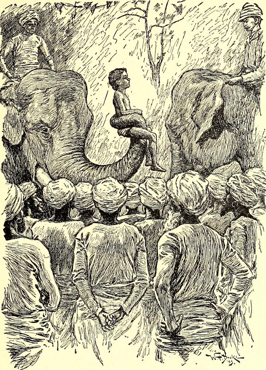 We Celebrate The Jungle Book As Rudyard Kipling Turns 150