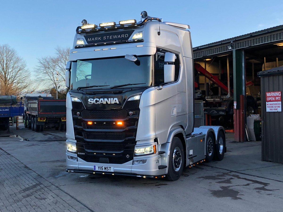 Scania UK on Twitter: