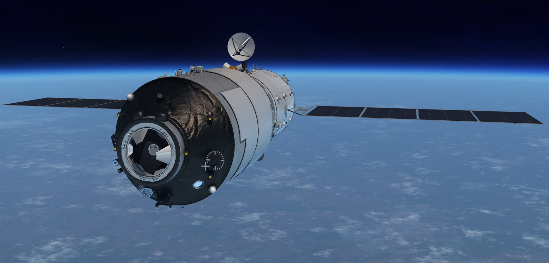 china space agency - 696×392