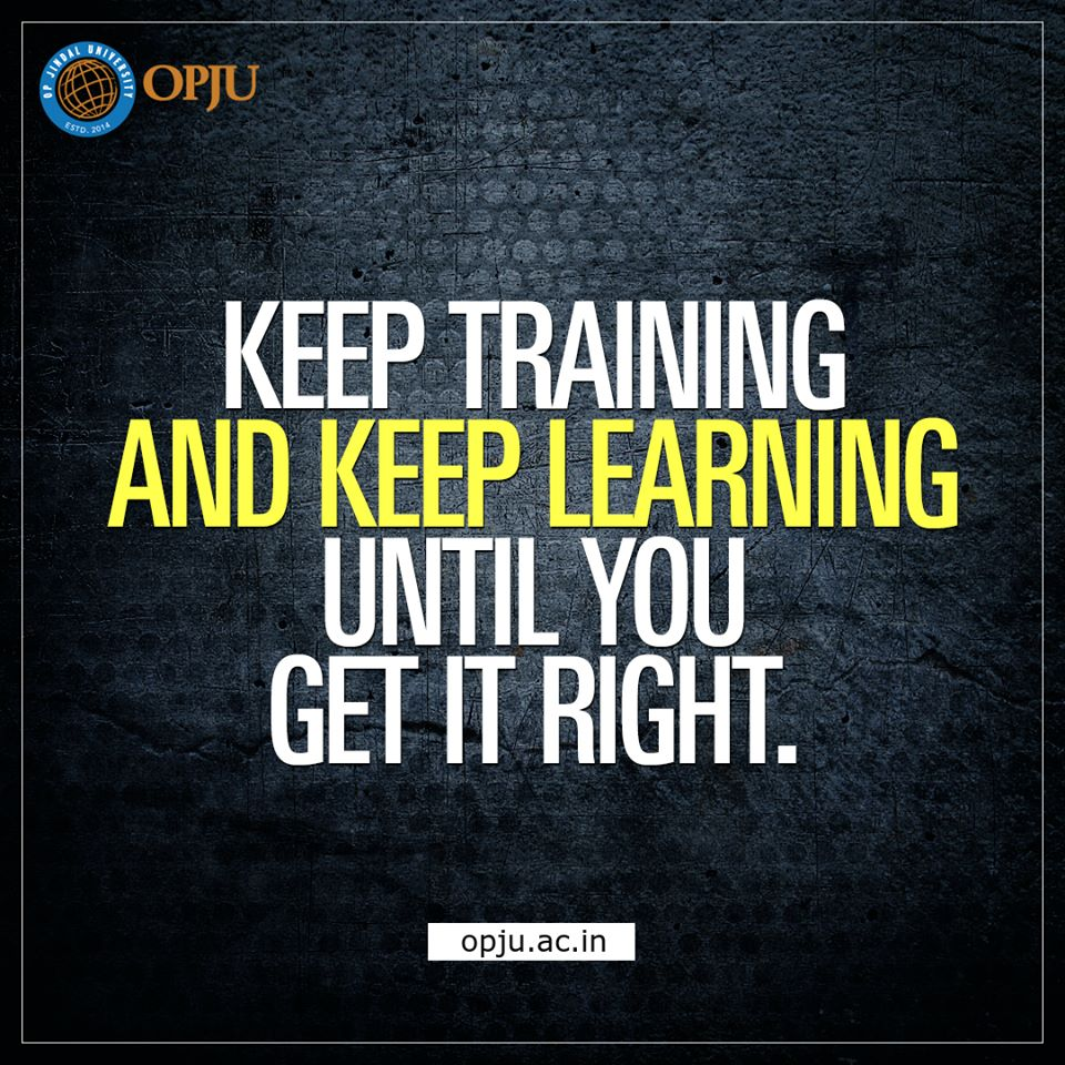 Never lose your focus, keep on trying until and unless you reach your goal.   #OPJU #Quoteoftheday #Raigarh<br>http://pic.twitter.com/vAdrdgo0gU