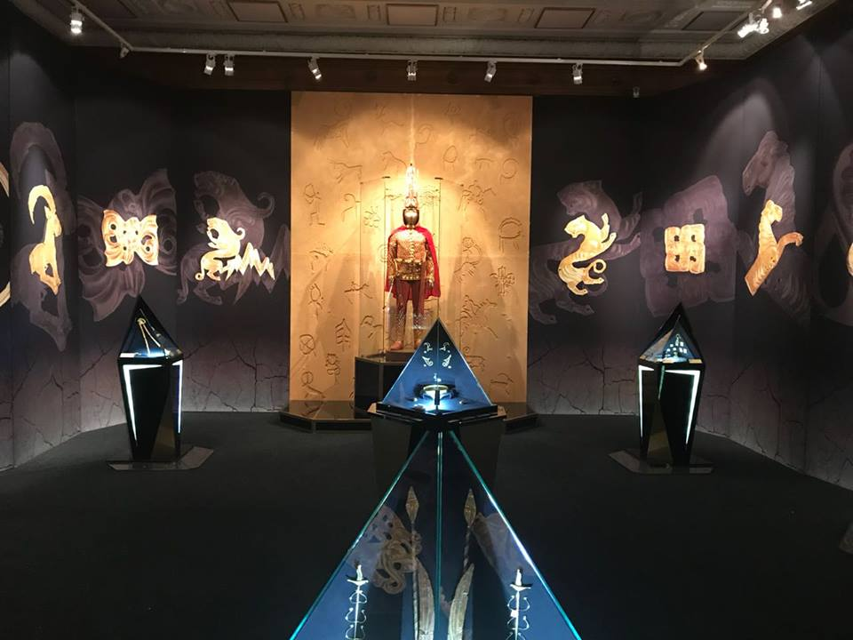 Women Of Kazakhstan On Twitter Famous Golden Man Is Now In Moscow Tomorrow Exhibition Exhibition Heritage Of The Great Steppe Masterpieces Of Jewellery Art At All Russian Museum Of Decorative Applied And