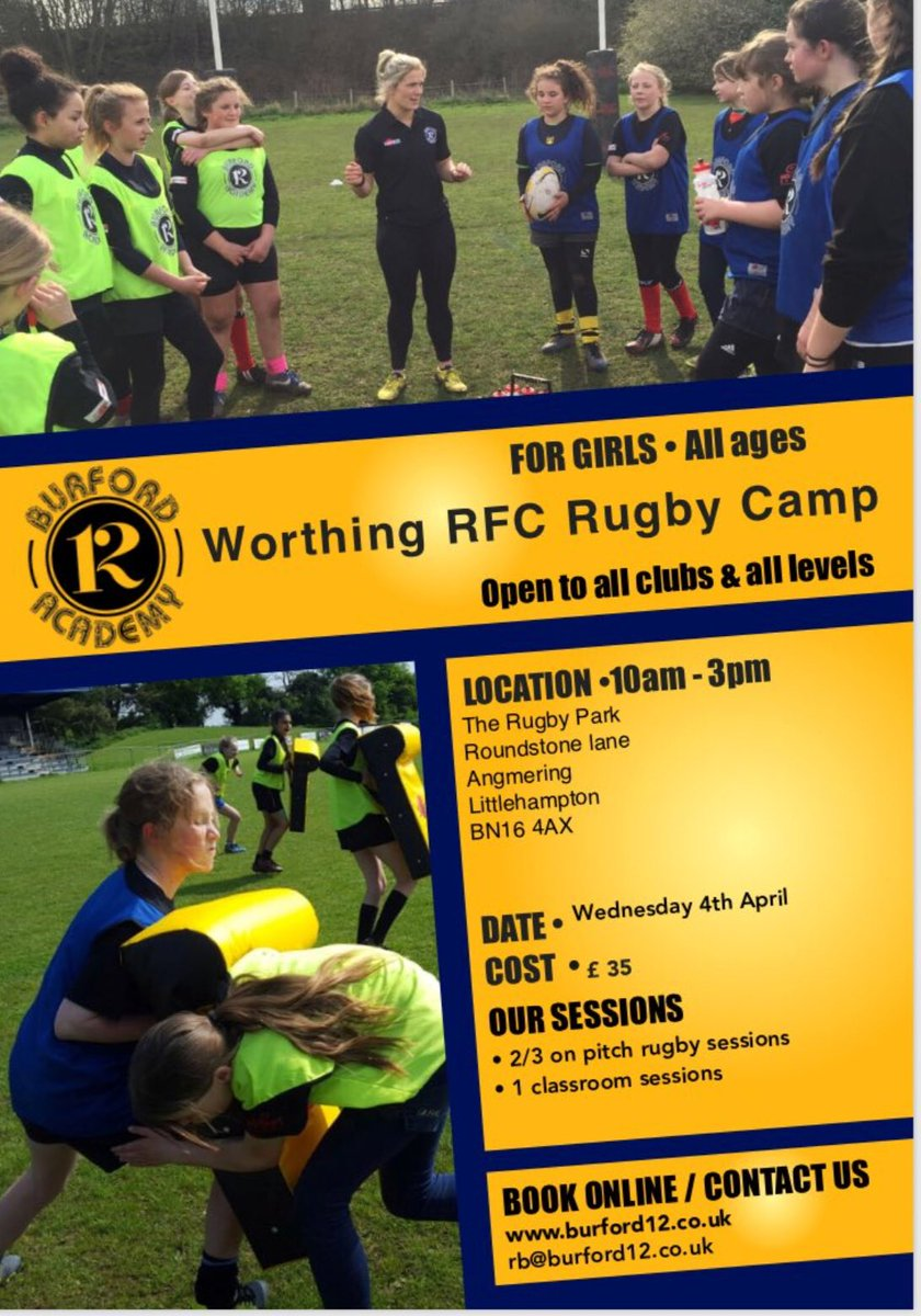 rugbycamp hashtag on Twitter
