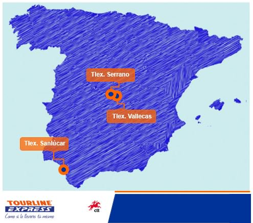 Tourline express tourlinexpress twitter for Oficinas tourline