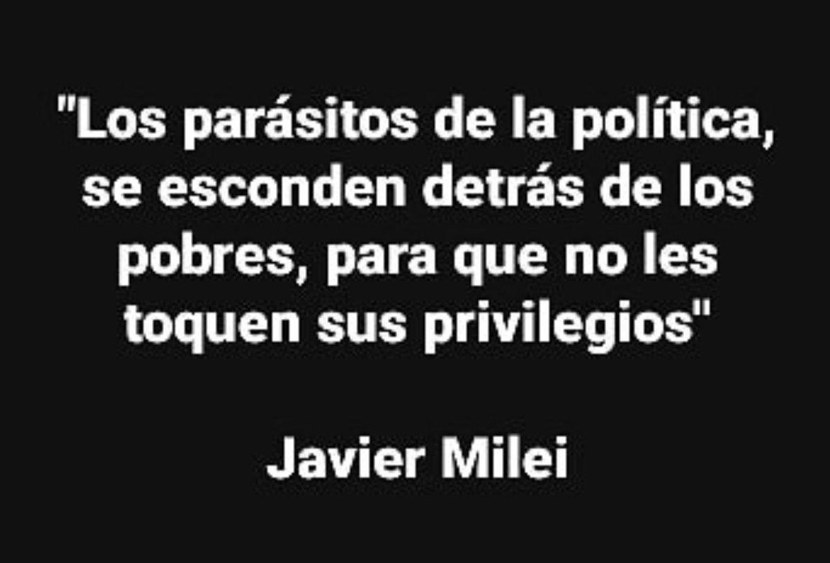 """Javier Milei sur Twitter : """"1. La Economía en una Lección de Hazlitt 2.  Tiempo y Dinero de Garrison 3. La Acción Humana de Mises 4. El Hombre, la  Economía y el"""