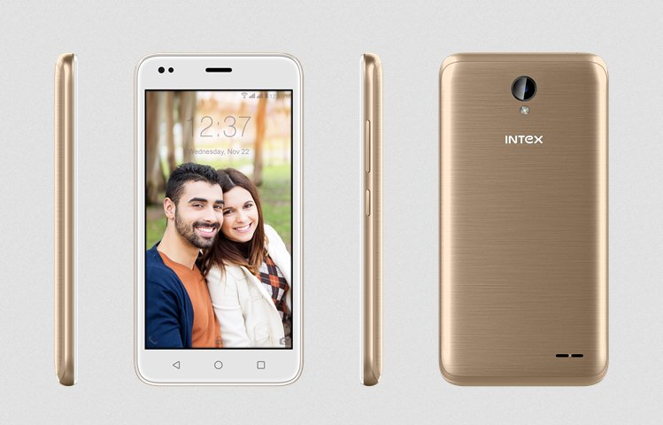 Intex Launches Two 4g Smartphones, Use Services without Data Pack