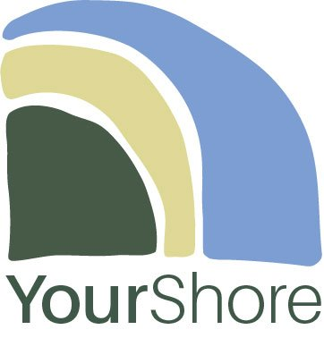 Our #shoreline exploration app, developed with @FAIMSProject is  almost ready for release. How do you like our logo? #YourShore #shellfishrestoration @ShellfishReefs