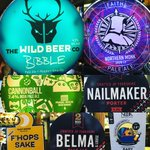 Image for the Tweet beginning: The Bank Holiday lineup.... @NMBCo  @MagicRockBrewCo