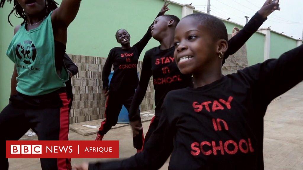Des enfants danseurs de rue à #Lagos rendus célèbres par un tweet de #Rihanna https://t.co/KxxSa2a3Hg