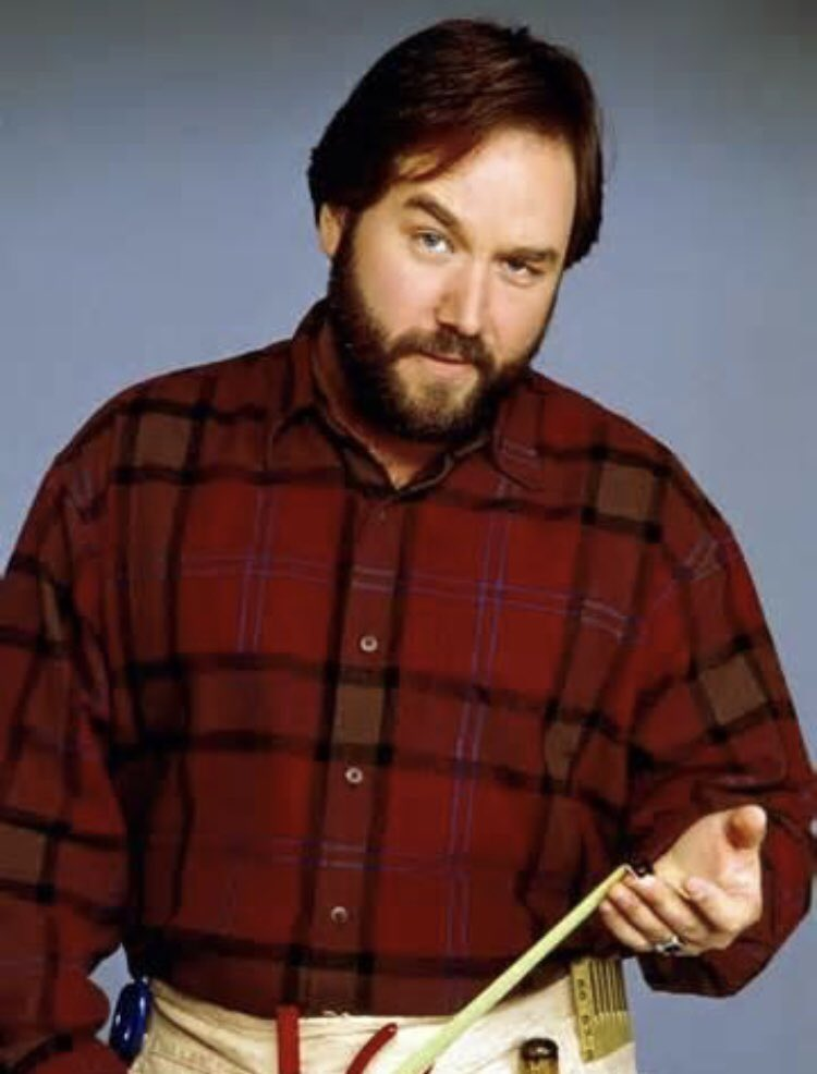 Tv Show Home Improvement Working With Comedy Genius Richard Karn Playing Al Borland Alongside Tim Allen Good Times But I Much Prefer The Digital