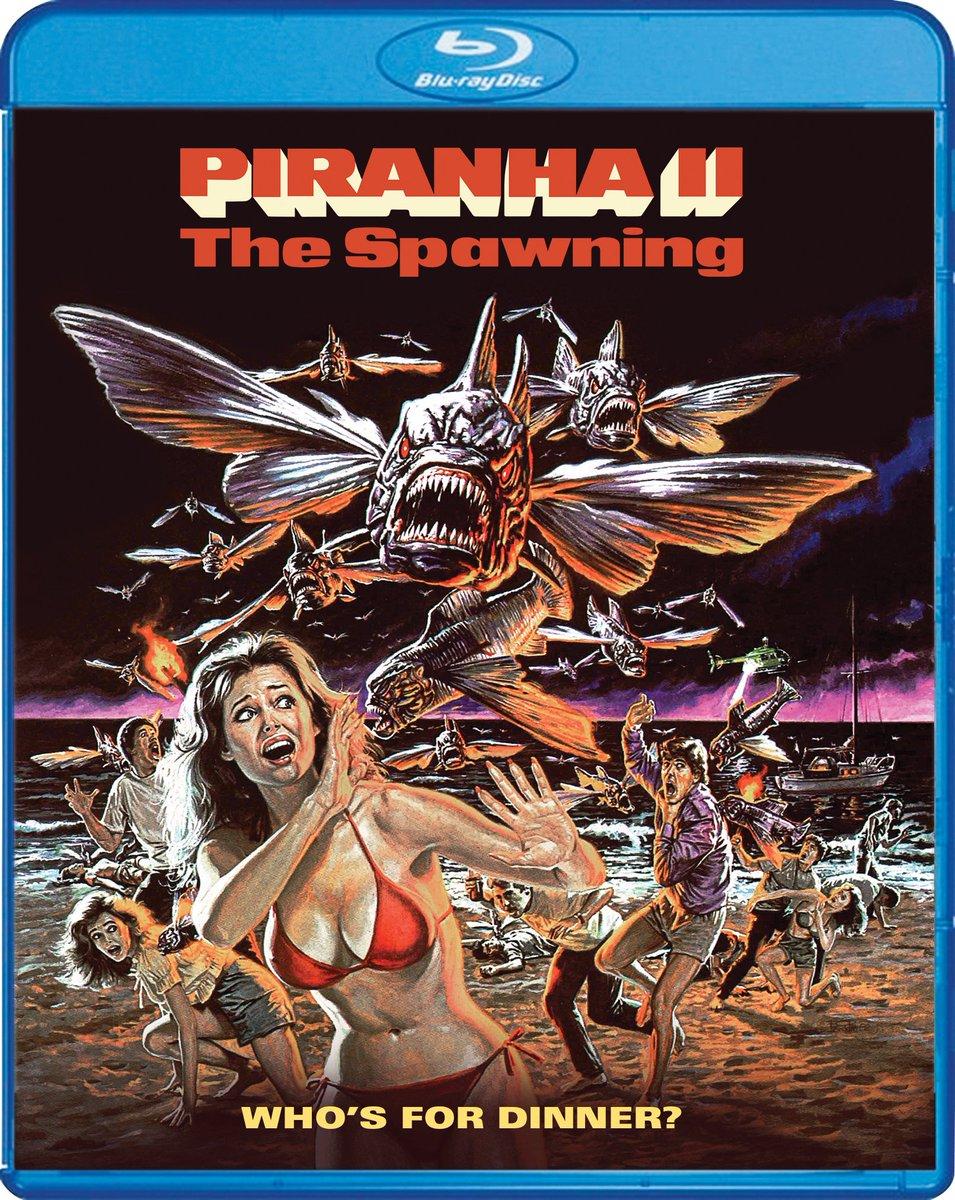 Piranha II - The Spawning (1981) 720p BluRay x264 ESubs AC3 Dual Audio [Hindi DD2.0 + English DD2.0]