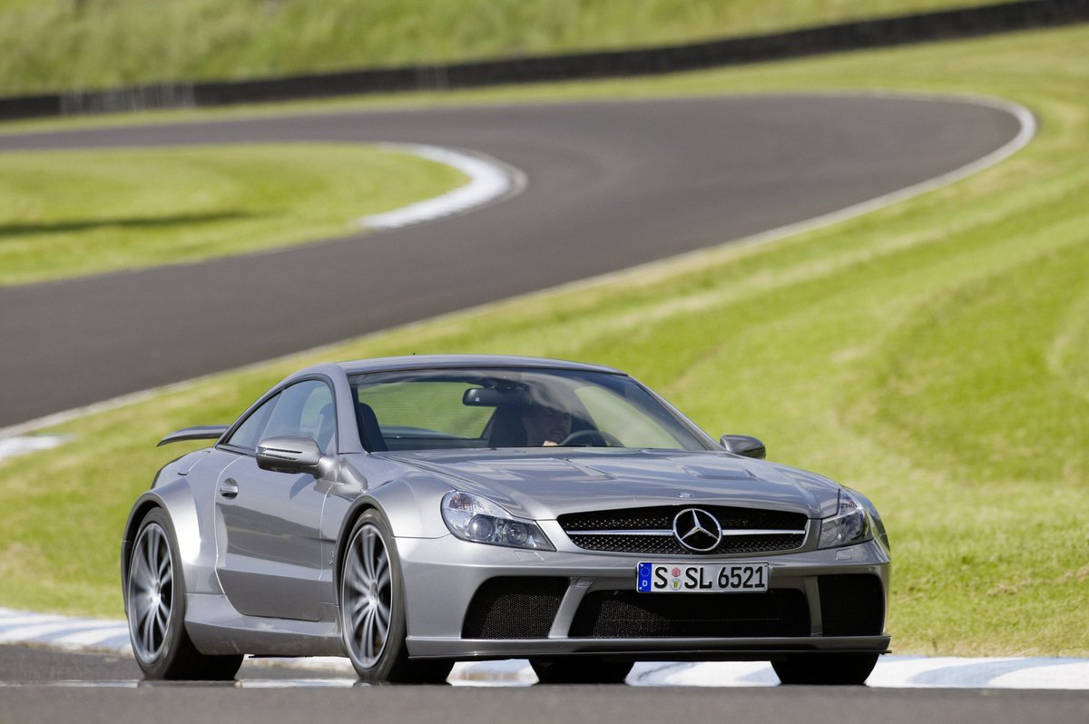 Image is loading 1-43-Minichamps-Mercedes-Benz-SL65-AMG-Black-