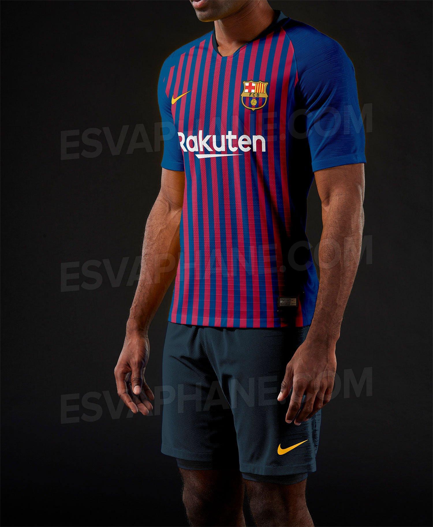 Camiseta FC Barcelona 2018 2019