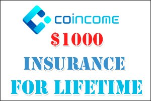 Image for COINCOME added into Golden Insurance!
