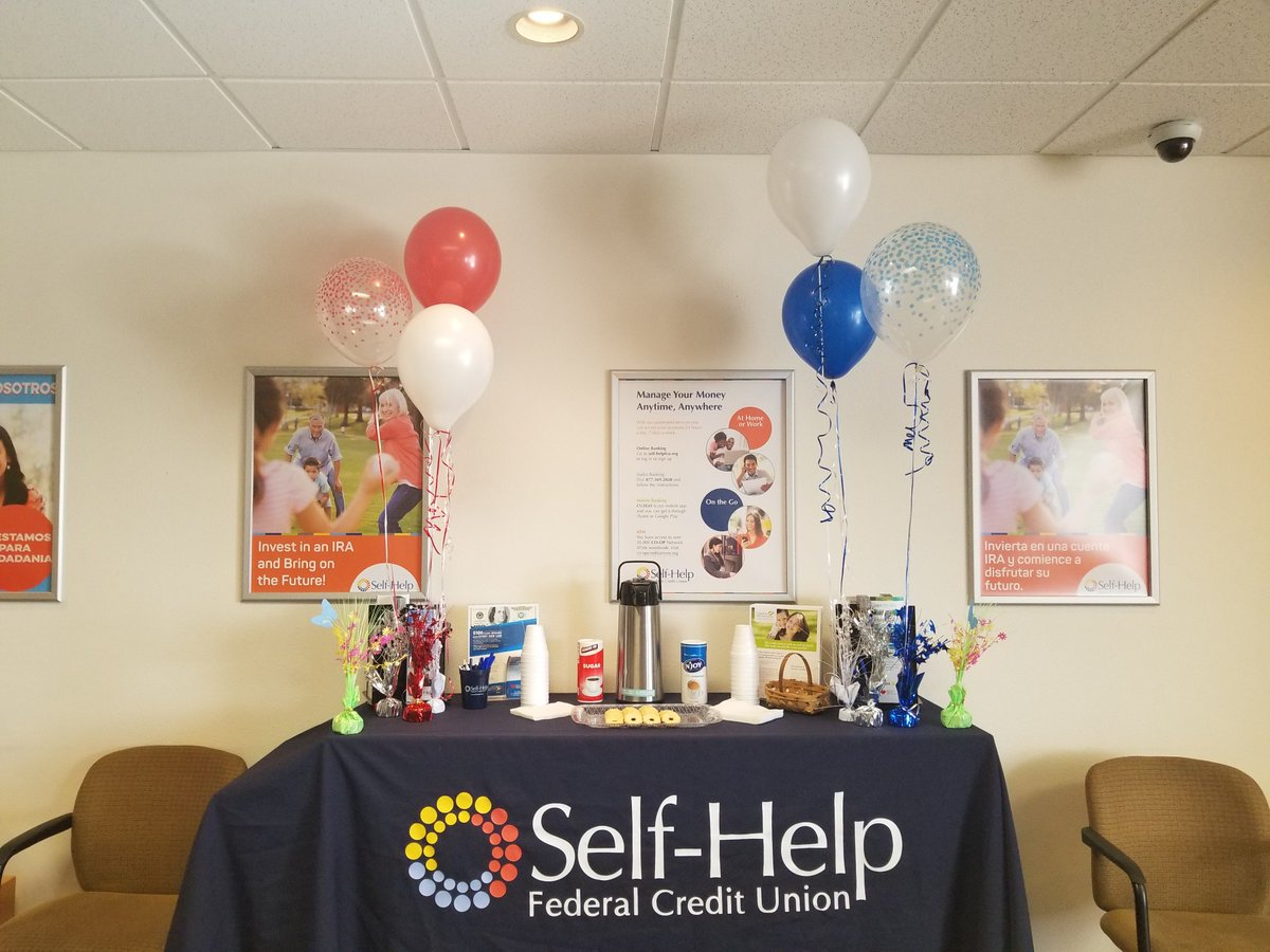 Self Help Credit Union Picture