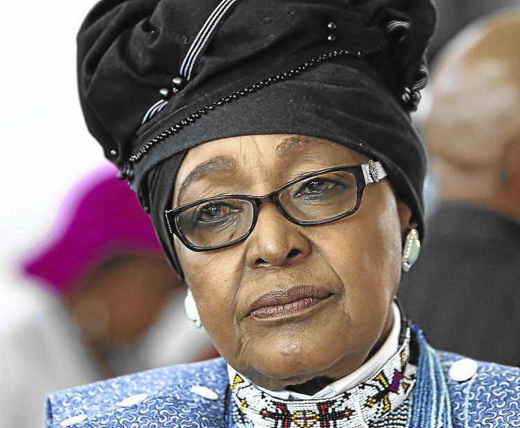 BREAKING | Winnie Madikizela-Mandela has died https://t.co/oAu20exP0A